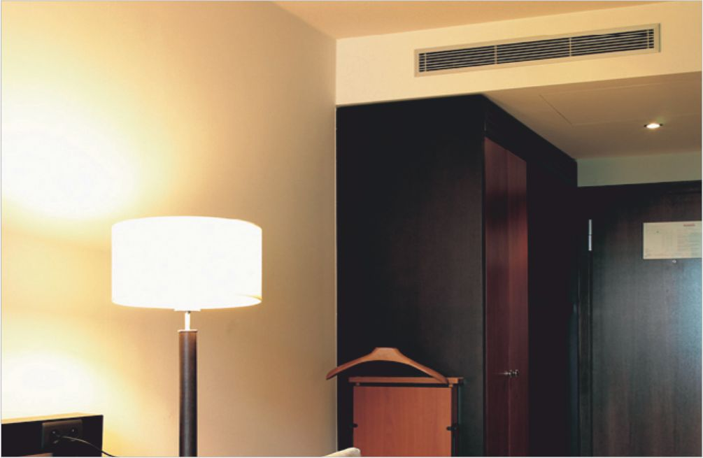 AFC-GT 4 Medium Static Pressure Concealed Ceiling Type Fan Coil