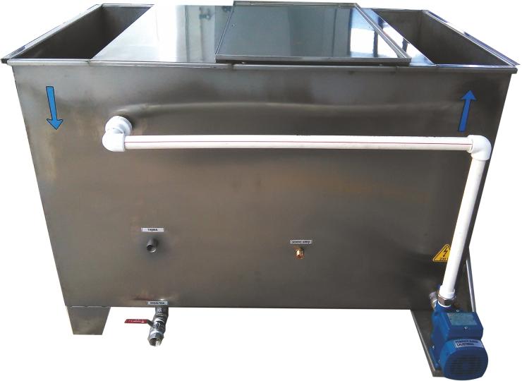Wet System Flushing Unit