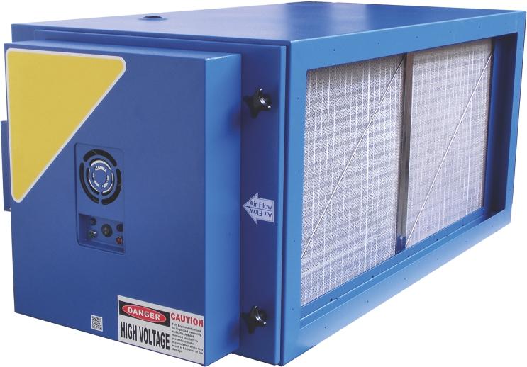 Electrostatic Filter Unit