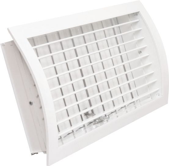Round Duct Grille